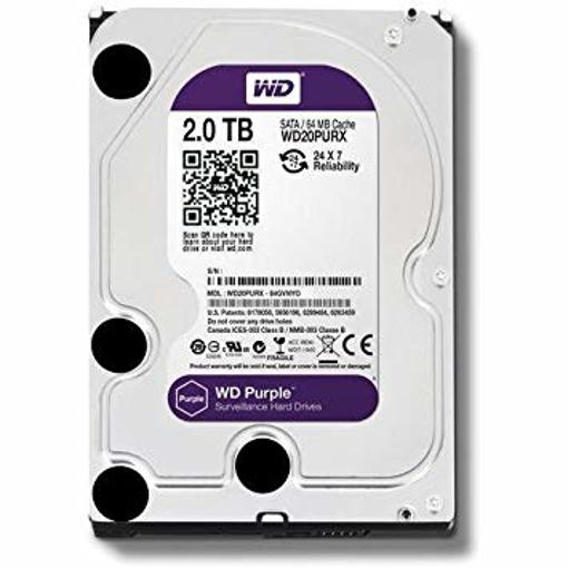 Picture of Western Digital  PC 2TB Purple