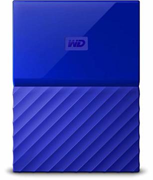 Picture of Western Digital   my passport 2TB Blue