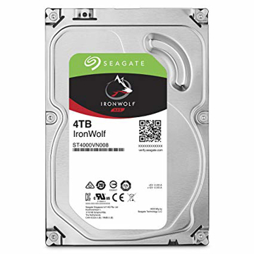 Picture of Seagate Ironwolf 4TB