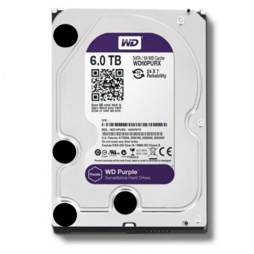 Picture of Western Digital  PC 8TB Purple