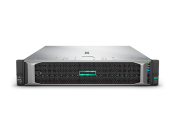 Picture of HP ProLiant DL380 G10  Silver 4110