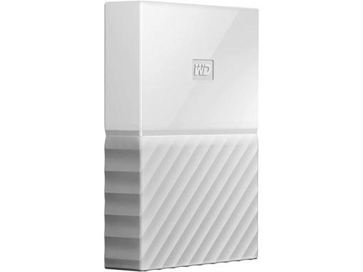 Western Digital my passport 4TB White
