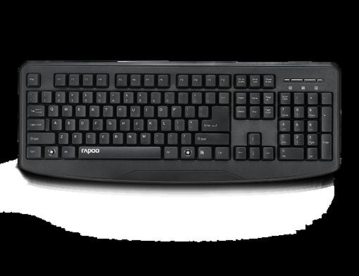 RAPOO Keyboard Wired  NK2500