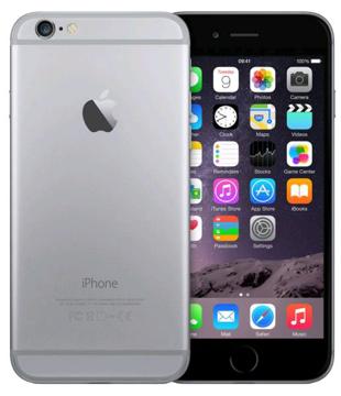 Apple iphone 6S 32GB Space grey