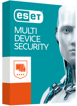 ESET NOD 32 -MULTI DEVICE SECURITY 2 USERS