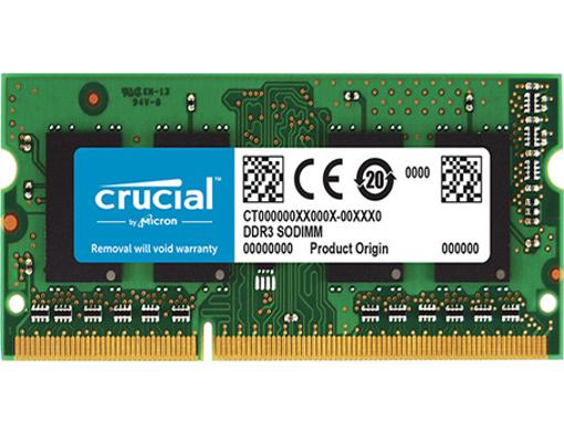 Crucial 8GB Ram DDR3L-1600
