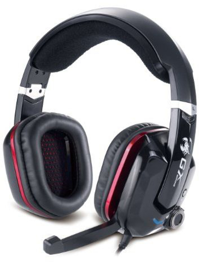 Genius GX-Gaming Cavimanus Virtual 7.1 Channel Gaming Headset- HS-G700V
