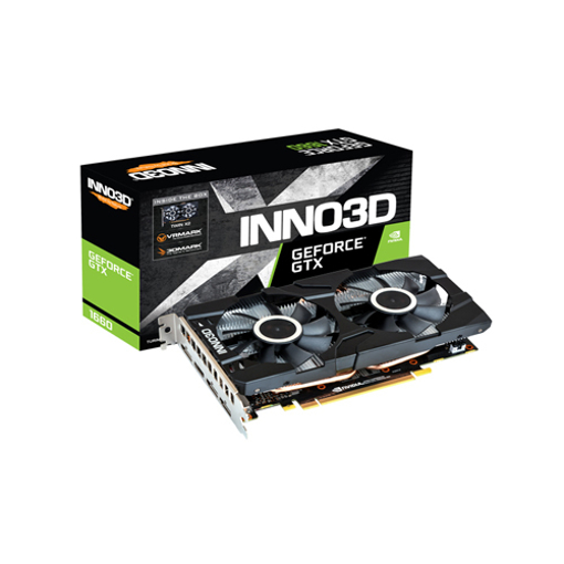 NVIDIA GeForce GTX 1660 6GB Gaming Graphics Card
