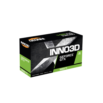 INNO3D NVIDIA GeForce GTX 1660Ti  6GB Gaming Graphics Card