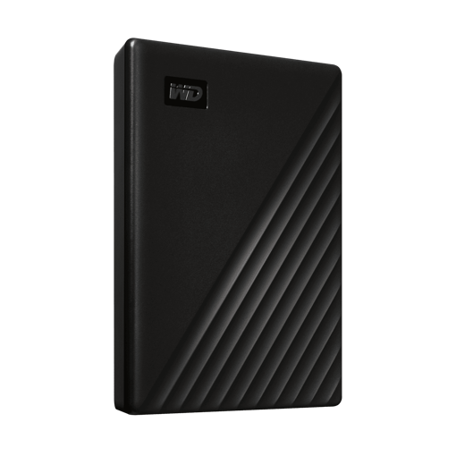 Picture of Western Digital my passport 4TB Black