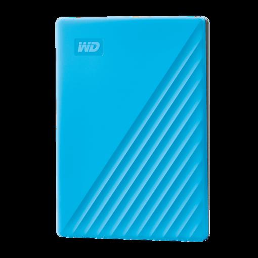 Picture of Western Digital my passport 4TB Blue