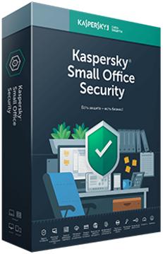 Kaspersky Small Office Security (5 PCs + 1 server  )
