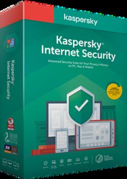 Kaspersky Internet Security (3 + 1 )2019