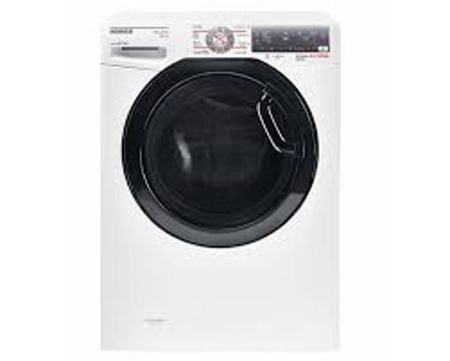 Picture of Bundle : ( HOOVER Washing Machine 10 Kg DWFT510AHB3-EGY ) + ( TORNADO Vacuum Cleaner TVC-1600M )