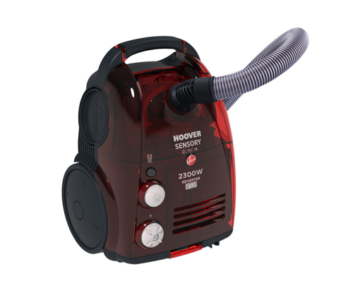Picture of HOOVER Vacuum Cleaner 2300 Watt In Red Color With HEPA Filter TC5235020