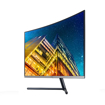 "Picture of SAMSUNG - 32"" UHD Curved Monitor with 1 Billion colors - LU32R590CWMXUE"
