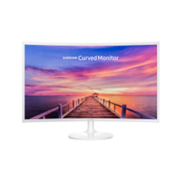 "Picture of Samsung Curved Monitor 32"" -  LC32F391FWM"