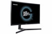 """Picture of SAMSNG Curved Gaming Monitor 24"""" - C24FG73FQM"""