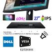 Picture of Dell 27 Monitor - E2720HS