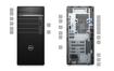 Picture of Dell Optiplex 7080 MT Intel Core i7-10700 16G 1T 256SSD GTX1650 4G