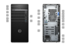 Picture of Dell Optiplex 7080 MT Intel Core i7-10700 32G 1T 512SSD GTX1660 6G