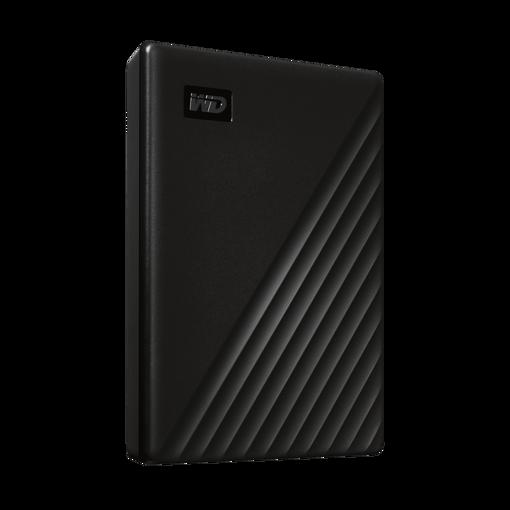 Picture of Western Digital my passport 5TB Black