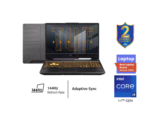 Picture of ASUS TUF F15-FX506HM-HN039T Corei9